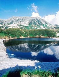 立山の天然水